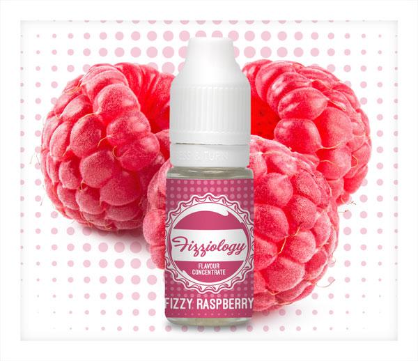 Vapable Fizziology Shortfills Fizzy Raspberry