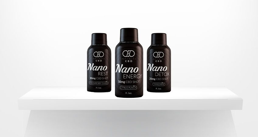 NANO CBD SHOTS REVIEW; CBD FOR EVERY TIME OF DAY